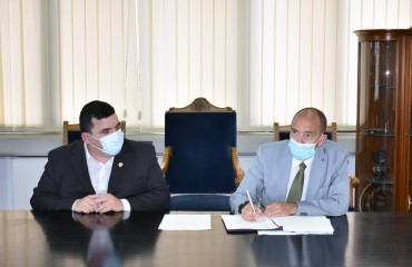 Υπογράφτηκε η συμφωνία συνεργασίας μεταξύ του Πανεπιστημίου Μακεδονίας και του Συλλόγου Συνδρόμου Down Ελλάδος