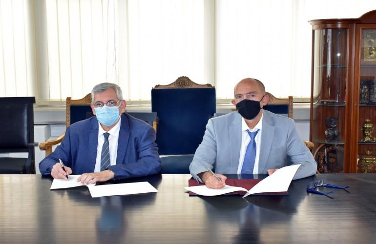 Το Πανεπιστήμιο Μακεδονίας υπέγραψε μνημόνιο συνεργασίας με τη «Health Marketing»