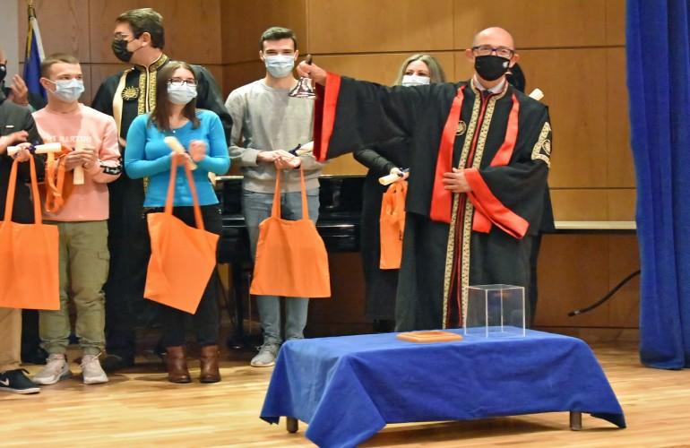Διά ζώσης έπειτα από δύο χρόνια η υποδοχή  των πρωτοετών στο Πανεπιστήμιο Μακεδονίας