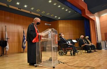 Με λαμπρότητα γιορτάστηκαν η 26η και η 28η Οκτωβρίου στο Πανεπιστήμιο Μακεδονίας