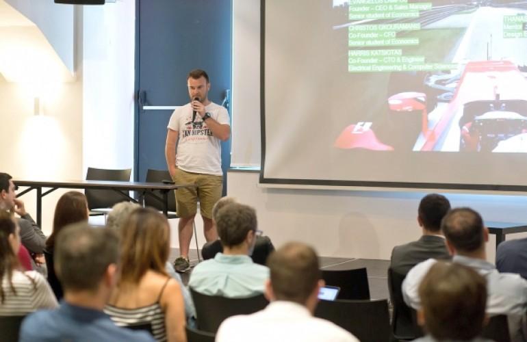 Φοιτητική startup χρηματοδοτείται με 15.000 ευρώ από το Ευρωπαϊκό Ινστιτούτο Καινοτομίας και Τεχνολογίας