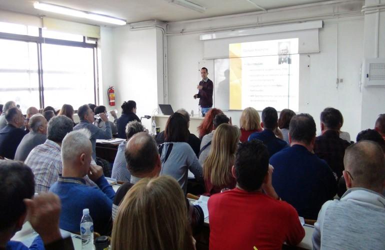 Επιμορφωτικό πρόγραμμα στο Πανεπιστήμιο Μακεδονίας παρακολούθησαν οι εργαζόμενοι της «Σουρωτή ΑΕ»