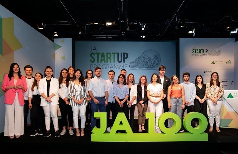 Συμμετοχή φοιτητών του Πανεπιστημίου Μακεδονίας  στον διαγωνισμό ΣΕΝ/JA StartUp 2019