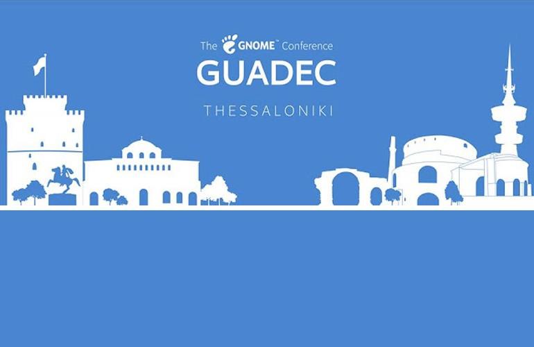Το πανευρωπαϊκό συνέδριο GUADEC στο Πανεπιστήμιο Μακεδονίας