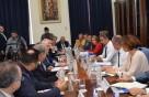 Οι Πρυτανικές Αρχές στη σύσκεψη του Πρωθυπουργού και του Υφυπουργού Εσωτερικών με τους παραγωγικούς και επιστημονικούς φορείς της Β. Ελλάδας