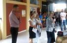 Οι Πρυτανικές Αρχές στον Αγιασμό του Πειραματικού Γυμνασίου του Πανεπιστημίου Μακεδονίας