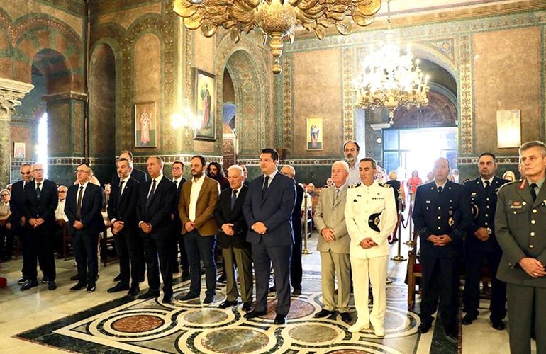 Οι Πρυτανικές Αρχές τίμησαν τις εκδηλώσεις για την Ημέρα Εθνικής Μνήμης της Γενοκτονίας των Ελλήνων της Μικράς Ασίας