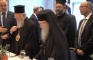 Οι Πρυτανικές Αρχές τίμησαν τις εκδηλώσεις με τίτλο «ΒΥΖΑΝΤΙΝΟΣ ΚΟΣΜΟΣ»