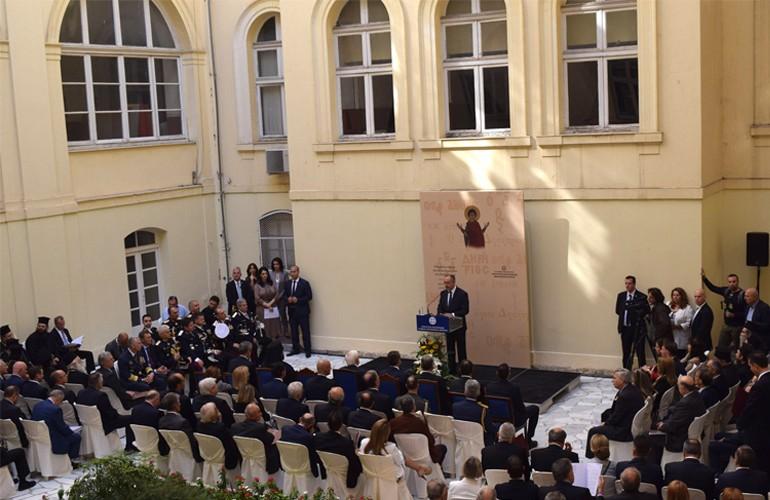 Οι Πρυτανικές Αρχές στις εορταστικές εκδηλώσεις των εθνικών επετείων της 26ης Οκτωβρίου 1912 και της 28ης Οκτωβρίου 1940 της Μητροπολιτικής Ενότητας Θεσσαλονίκης