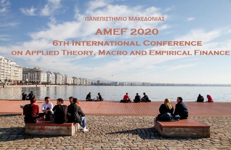 AMEF 2020 - April 13-14