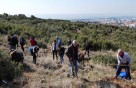 Φοιτητές πρωτοστατούν στην αναδάσωση φυτεύοντας περίπου 800 δένδρα