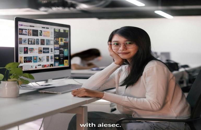 Πρακτική Άσκηση μέσω της AIESEC