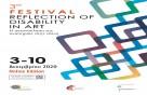 3ο Φεστιβάλ RoDi - «Η αντανάκλαση της αναπηρίας στην τέχνη – Reflection Of Disability in art»