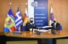 Μνημόνιο συνεργασίας του Πανεπιστημίου Μακεδονίας με την Ανωτάτη Διακλαδική Σχολή Πολέμου (ΑΔΙΣΠΟ)