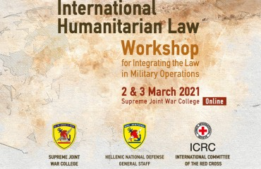 International Humanitarian Law Workshop for Integrating the Law in Military Operations