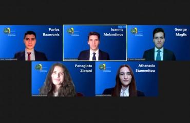 Νικήτρια σε διαγωνισμό φοιτητική ομάδα του Πανεπιστημίου Μακεδονίας